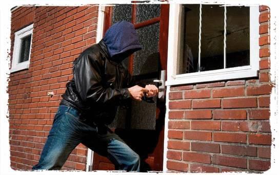 inbreker-gelegenheidsinbreker-inbraak-inbraakpreventie