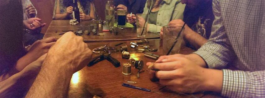 Lockpick bijeenkomst