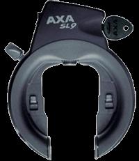 Axa SL9 Fietsslot blijkt gemakkelijk te openen zijn met een blanke sleutel.