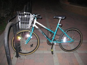 fietsenmandjeslot