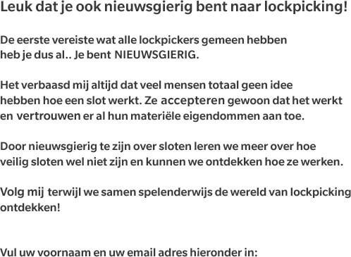 lockpicking-ontdekken