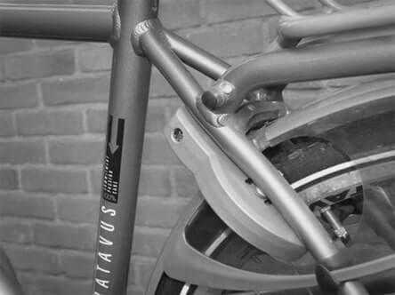 fietssleutel kwijt