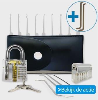 Lockpick Actiepakket Starter Plus